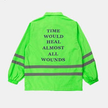 Time Heals Reflective Jacket - VINT