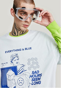 Everything is Blue Tee - VINT