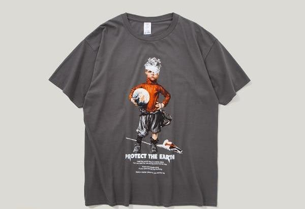 Protect Earth Tee - VINT