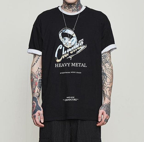 Heavy Metal Tee - VINT