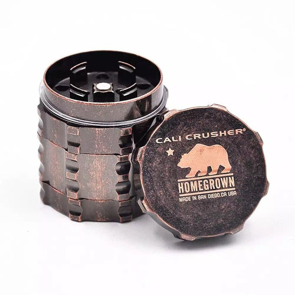 4 Part Heavy Metal Retro Grinder