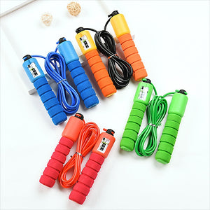 Professional Jumping Rope with Counter 2.9m Skipping Rope