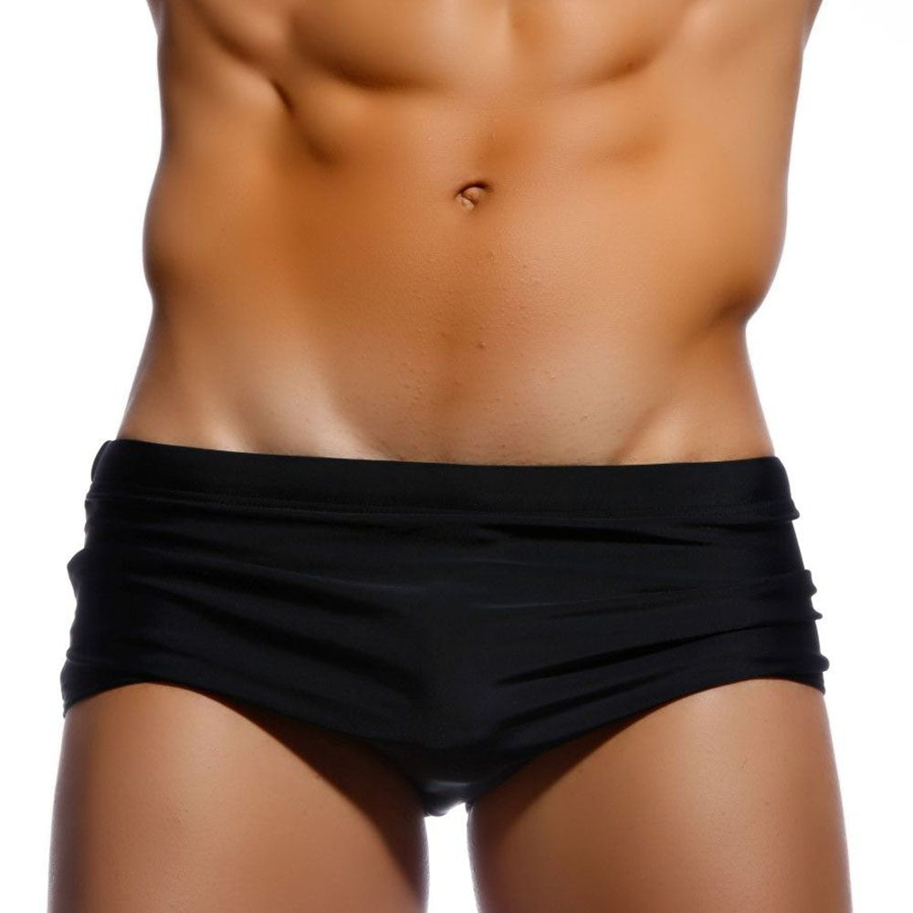 Rio Trunks Brazilian Fit Sungas Black