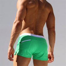 Load image into Gallery viewer, San Diego Fitted Swim Shorts mint green