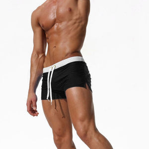 San Diego Fitted Swim Shorts black