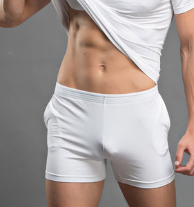 Barcelona Boxers sexy Loungewear white