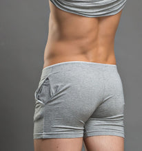 Load image into Gallery viewer, Barcelona Boxers sexy Loungewear gray