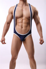 Load image into Gallery viewer, Hunk Men Onesie Wrestling Suit Swimwear