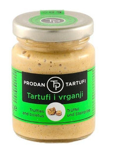 White Truffle and Boletus Paste 90g (Porcini)