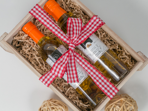 Exclusive CNY Hamper - Black and White Truffle Extra Virgin Olive Oil