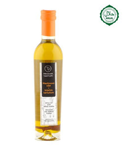 White Truffle extra virgin olive oil infused with truffles 250ml
