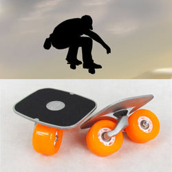 Portable Drift Board For Freeline Roller Road Driftboard Skates Anti-skid Skate board Skateboard Sports - fishingnvarieties.store