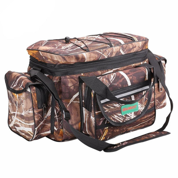 Outdoor Shoulder Fishing Bags - fishingnvarieties.store