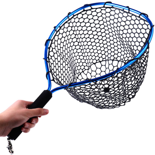 Soft Rubber Fishing Net - fishingnvarieties.store