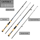 Casting Lure Fishing Rod - fishingnvarieties.store