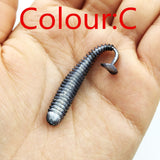 Artificial Soft Bait Worm - fishingnvarieties.store