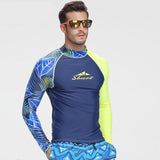 Surfing Rash Guard Long Sleeves - fishingnvarieties.store