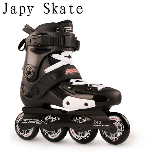 Japy Skate 100% Original SEBA FRMX Professional Slalom Inline Skates Adult Roller Skating Shoes Sliding Free Skating Patines - fishingnvarieties.store