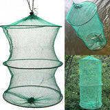 Foldable Mesh Cage Trap - fishingnvarieties.store