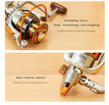 Metal Spinning Fishing Reel - fishingnvarieties.store