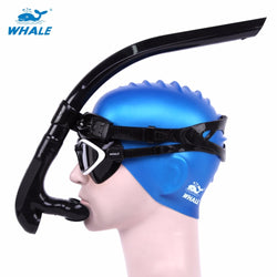 Diving Equipment High quality hot sale silicone swimming tube center snorkel SK-300 swimming snorkeling Diving - fishingnvarieties.store