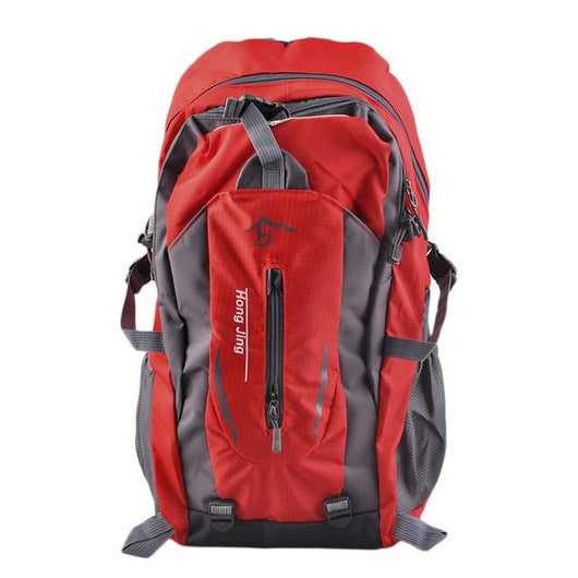 40L Outdoor Mountaineering Bags Water Repellent Nylon Shoulder Bag Men And Women Travel Hiking Camping Backpack Free shipping - fishingnvarieties.store
