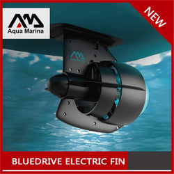 BLUE DRIVE POWER FIN AQUA MARINA 12V Battery Electric Fin Stand Up Paddle Board SUP Surf Board Kayak surfboard rechargable - fishingnvarieties.store
