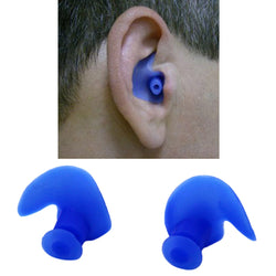 New Waterproof Swimming Earplugs Professional Silicone Swim Earplugs Adult Swimmers Children Diving Soft Anti-Noise Ear Plug - fishingnvarieties.store
