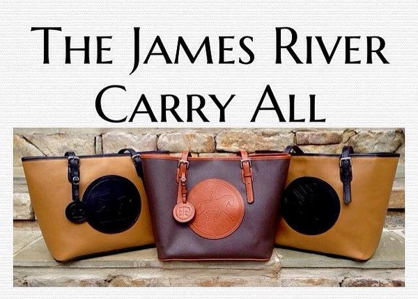 Tucker Tweed: James River Carry All - Gee Gee Equine Equestrian Boutique   - 5