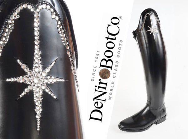 Deniro Star Tall Dressage boot