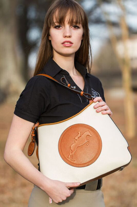 Tucker Tweed: The Tweed Manor Tote - Hunter/Jumper - Gee Gee Equine Equestrian Boutique   - 7