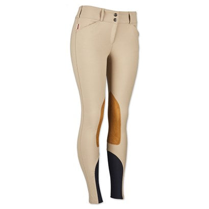 Tailored Sportsman Low Rise Front Zip Breech