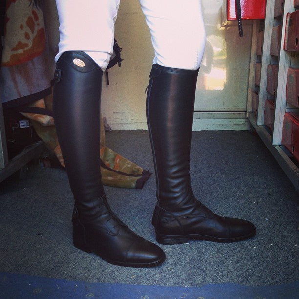 Parlanti: Miami Field Boot - Black - Gee Gee Equine Equestrian Boutique   - 5