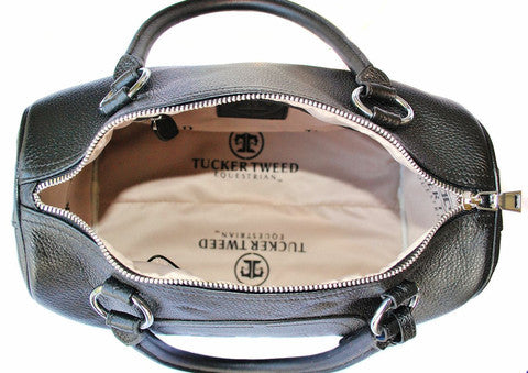 Tucker Tweed: The Normandy Satchel - Signature - Gee Gee Equine Equestrian Boutique   - 8