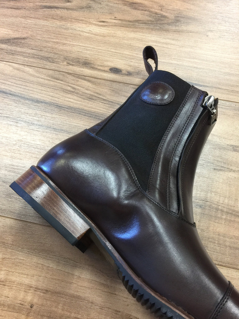 DeNiro: Paddock Boots - Gee Gee Equine Equestrian Boutique   - 7