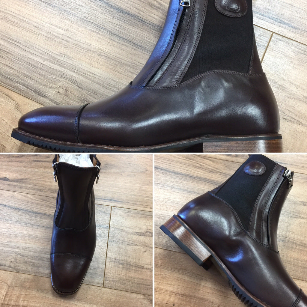 DeNiro: Paddock Boots - Gee Gee Equine Equestrian Boutique   - 8