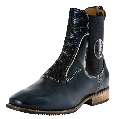Deniro Incanto Blu Paddock Boot