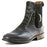 Deniro Intreccio Silver Paddock Boot