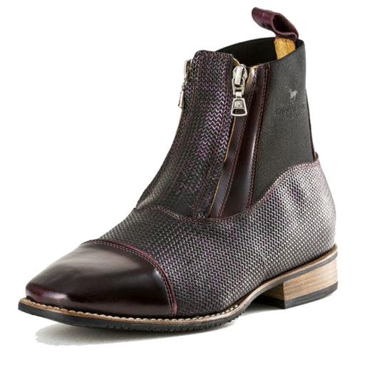 Deniro Intreccio Viola Paddock Boot