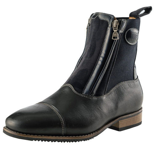 Deniro Savage Double Zip Paddock Boot