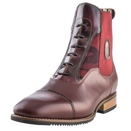 Deniro Paddock boot  Savage Red