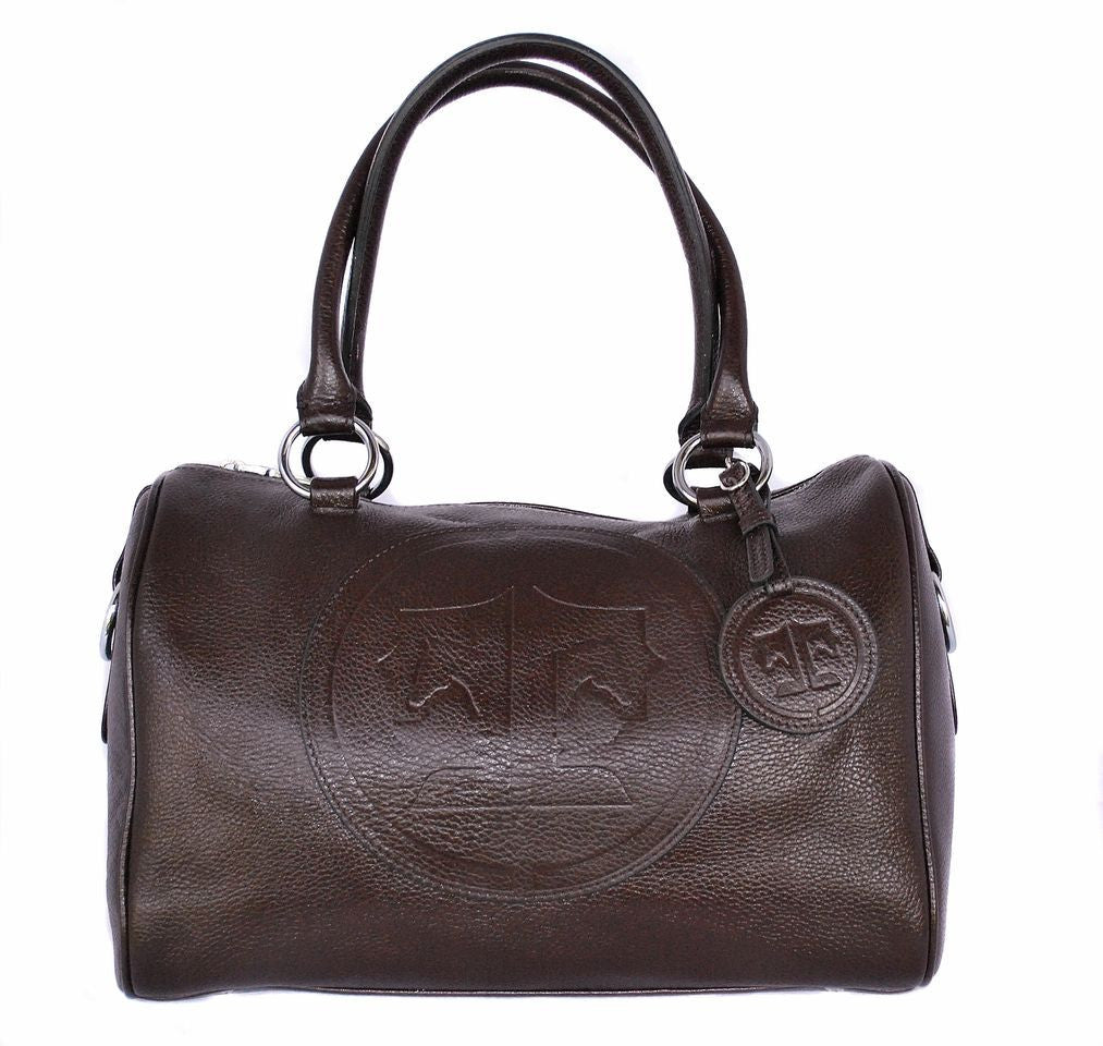 Tucker Tweed: The Normandy Satchel - Signature - Gee Gee Equine Equestrian Boutique   - 5