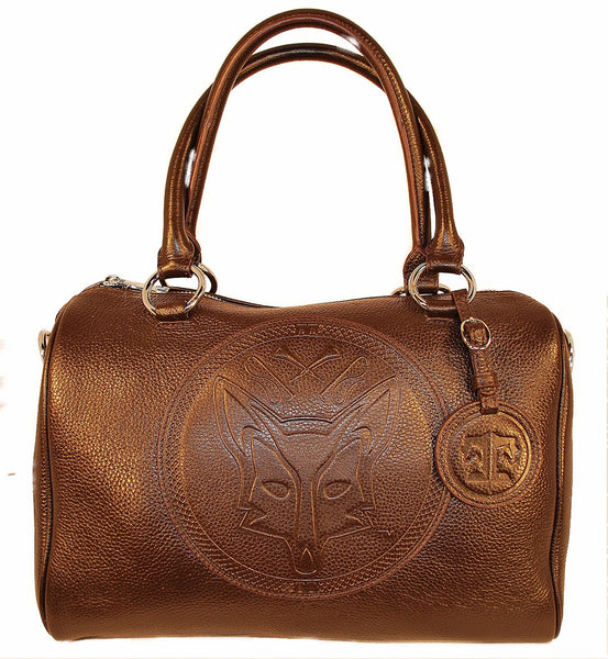 Tucker Tweed: The Normandy Satchel - Foxhunting - Gee Gee Equine Equestrian Boutique   - 1