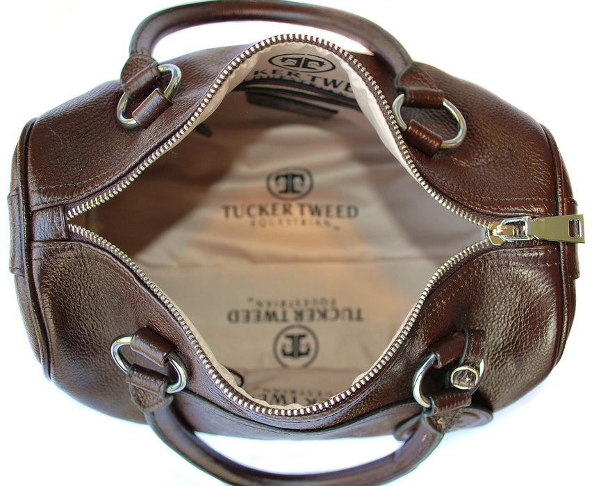 Tucker Tweed: The Normandy Satchel - Dressage - Gee Gee Equine Equestrian Boutique   - 13