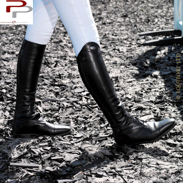 Parlanti: Miami Field Boot - Black - Gee Gee Equine Equestrian Boutique   - 4