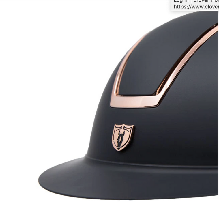 Windsor MIPS® Rose Gold Trim