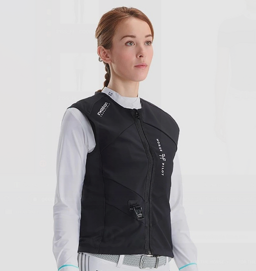 Horse Pilot Airbag Vest and Gillet