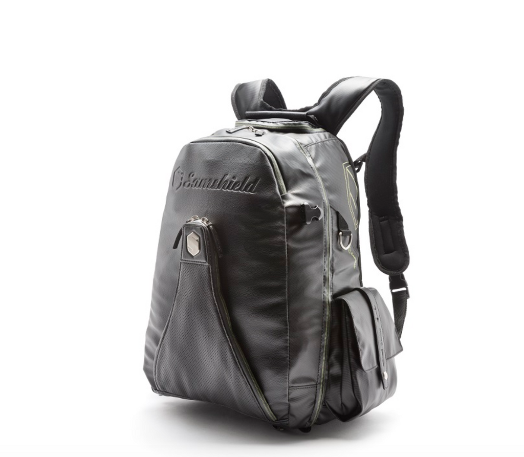Samshield: Iconpack Backpack - Gee Gee Equine Equestrian Boutique   - 1