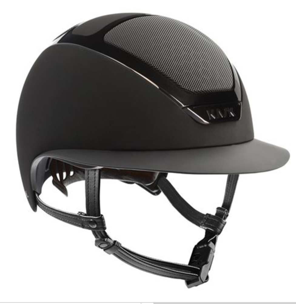 kask star lady Chrome helmet