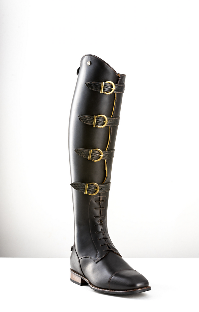 Deniro Intreccio Bronzo Boot
